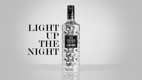 Three Sixty Vodka – 100 Proof